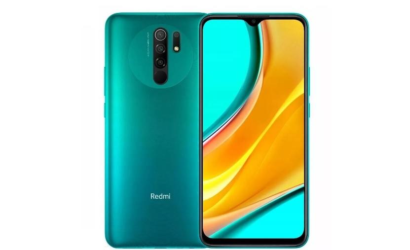 Smartfon XIAOMI Redmi 9 zielony