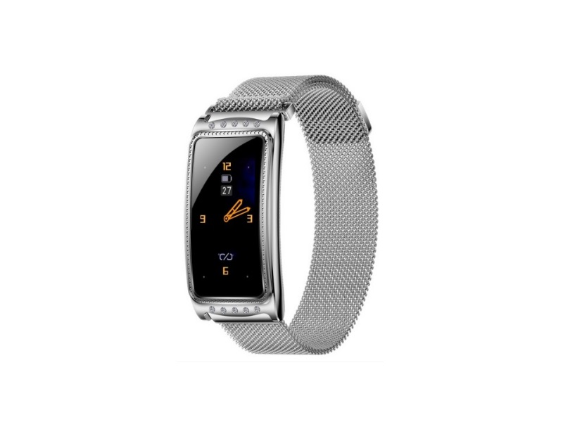 Smartwatch damski Garett Women Lucy srebrny