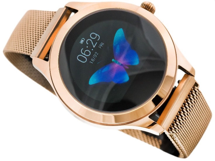 Smartwatch damski Rubicon RNBE37ribx05ax
