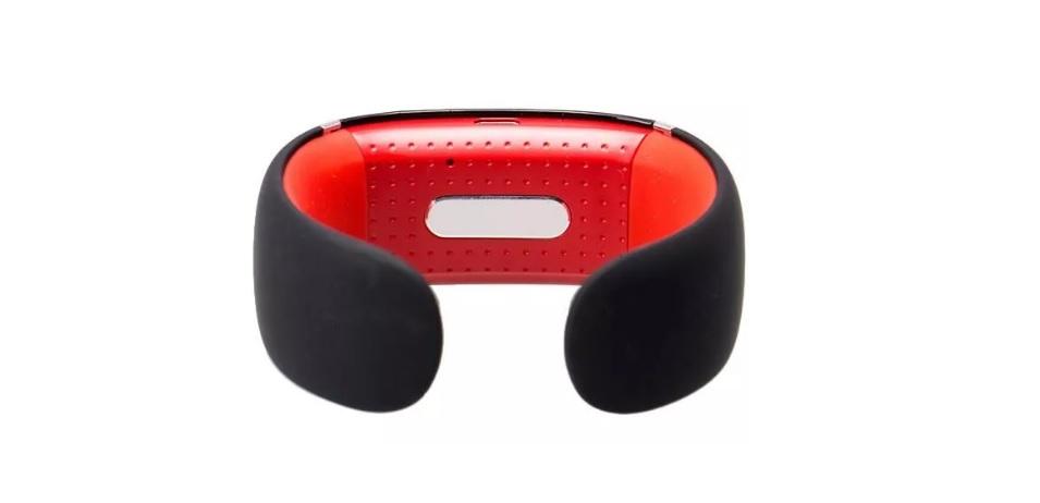 Smartwatch-damski-garret-ione-czerwony-z-tylu