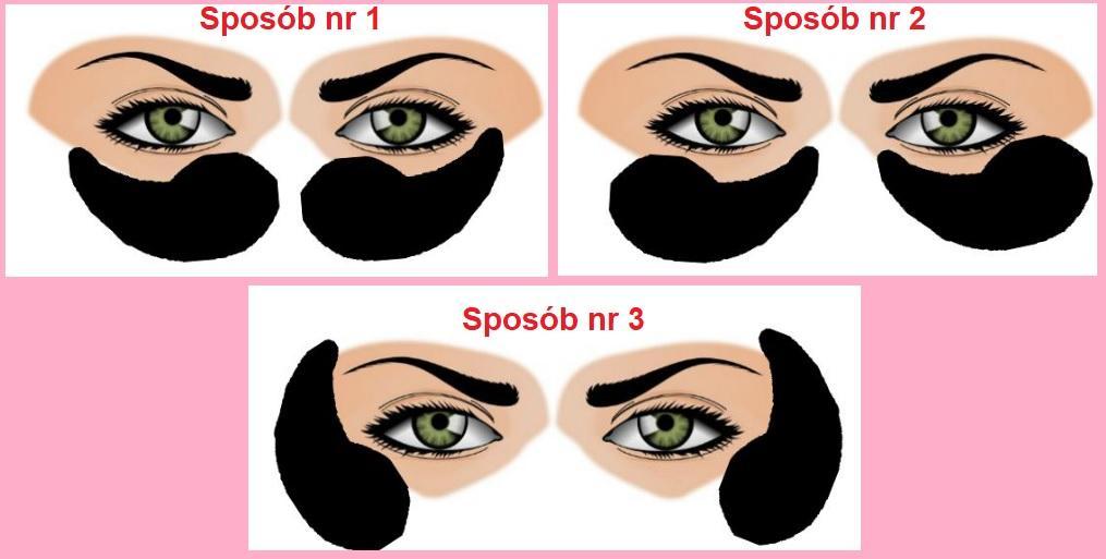 jak-nakladac-platki-pod-oczy-3-sposoby