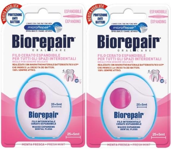 BioRepair-Woskowana-nić-dentystyczna-pęczniejąca