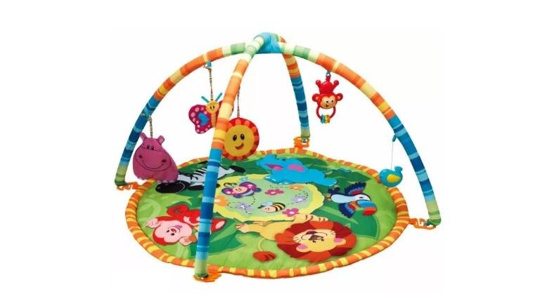 Smily-Play-Mata-Edukacyjna-Dżungla