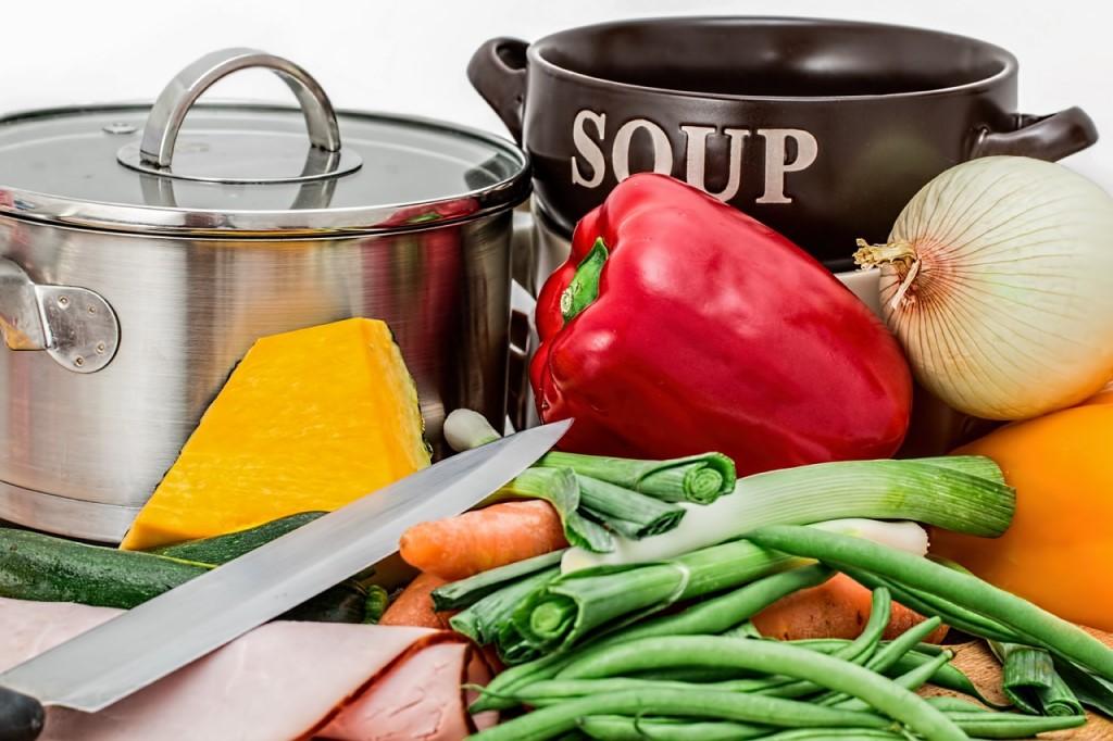 Dlaczego warto gotować na parze - zalety gotowania na parze