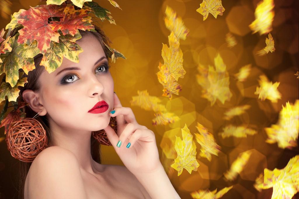 Jesienne trendy 2021 w makijażu – mocne czy stonowane kolory